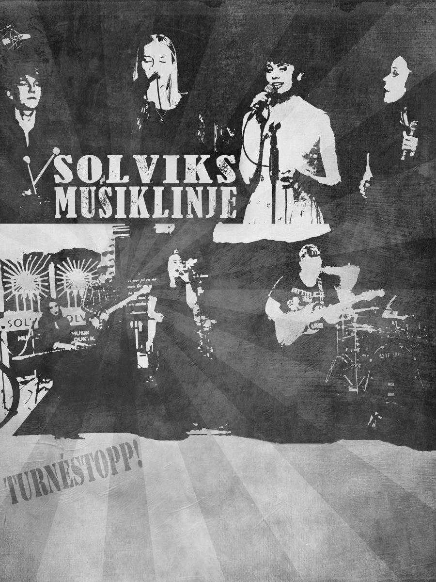 Solviksmusiklinje_Turnéposter