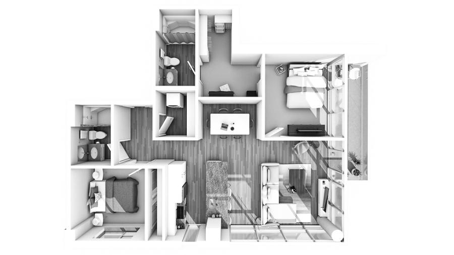 2018-11-26 - lägenhet planlösning ph17-2